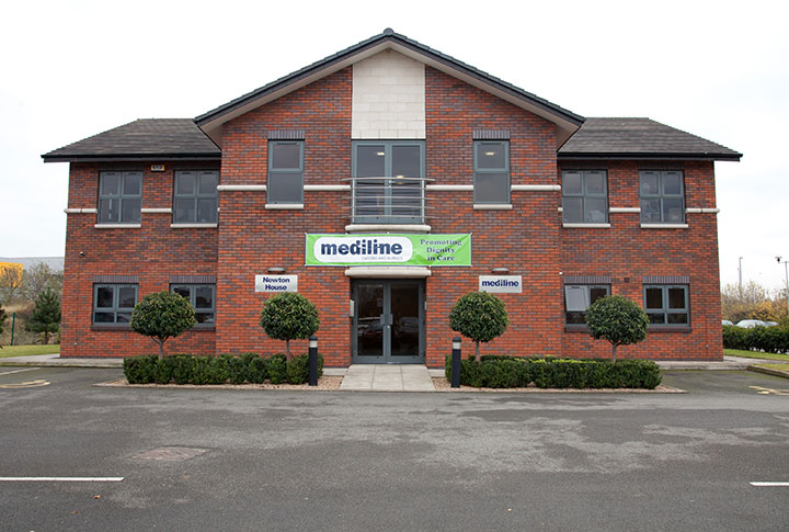 MEDILINE'S GROWTH THROUGH AQUISITION